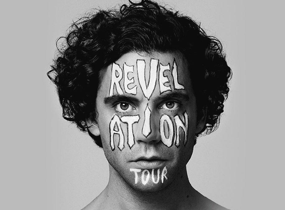 Mika Revelation tour alla Kione Arena di Padova a febbraio