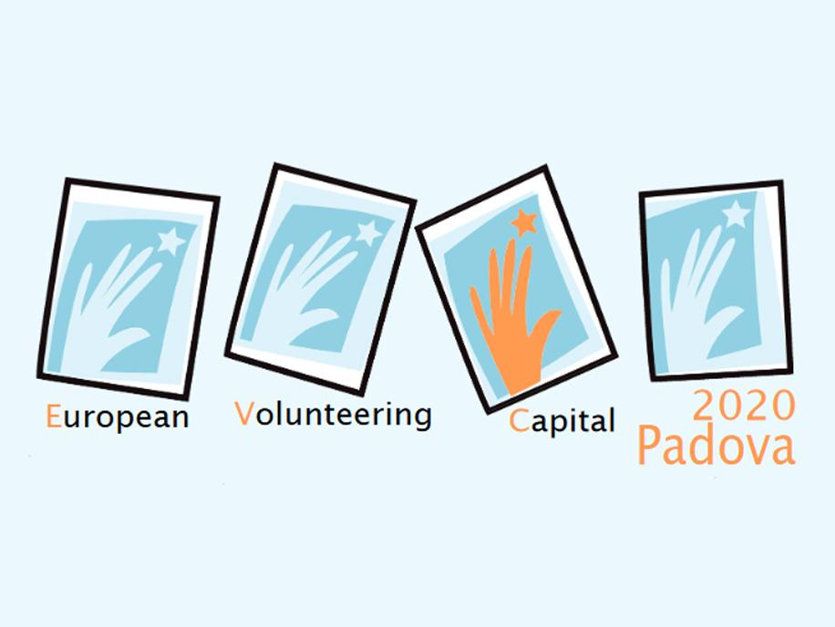 Padova è capitale del volontariato 2020